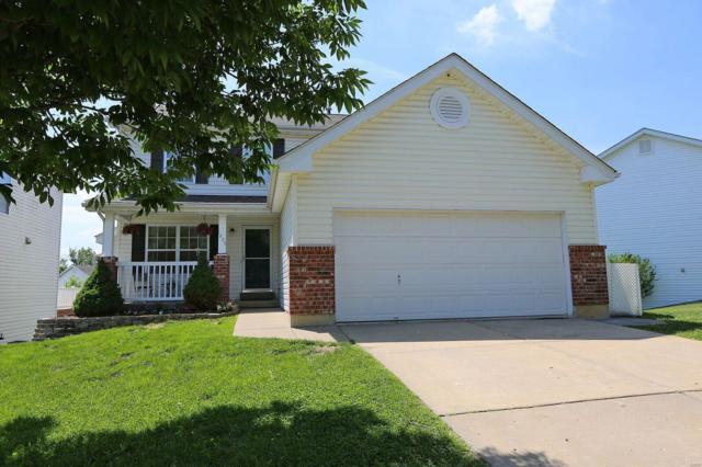 1225 Flintshire Lane, Lake St Louis, MO 63367 (#18039933) :: PalmerHouse Properties LLC