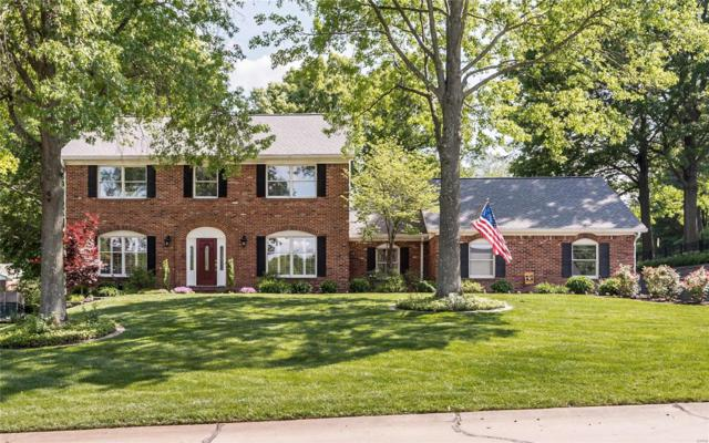 15972 Wetherburn, Ballwin, MO 63017 (#18039941) :: The Kathy Helbig Group