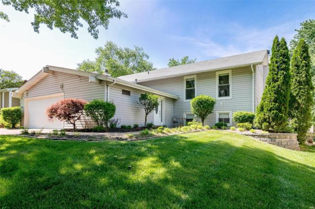 12243 Foxpoint Drive, Maryland Heights, MO 63043 (#18039943) :: RE/MAX Vision