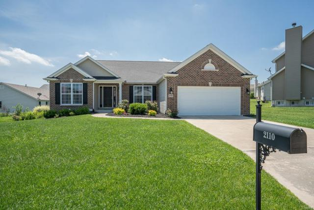 2110 Asher Court, Saint Peters, MO 63376 (#18039961) :: RE/MAX Vision