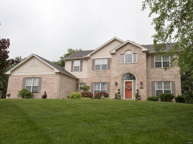 4309 Mahogany Lane, Shiloh, IL 62226 (#18039991) :: Walker Real Estate Team
