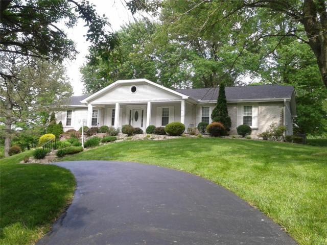 14866 Afshari Circle, Florissant, MO 63034 (#18040070) :: Walker Real Estate Team