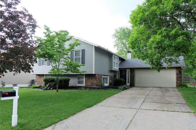 14 Ridgewoods, Saint Peters, MO 63376 (#18040081) :: Barrett Realty Group