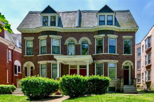 4366 W Pine Boulevard A, St Louis, MO 63108 (#18040086) :: St. Louis Finest Homes Realty Group