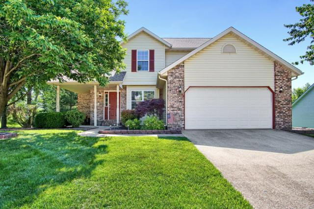 1210 Marshal Court, O'Fallon, IL 62269 (#18040129) :: PalmerHouse Properties LLC