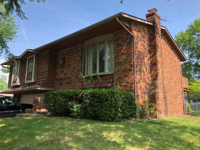 121 Toulon Court, Fairview Heights, IL 62208 (#18040201) :: Fusion Realty, LLC