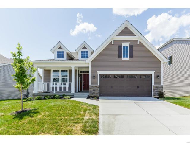 2313 Cabric Drive, Saint Charles, MO 63301 (#18040229) :: PalmerHouse Properties LLC