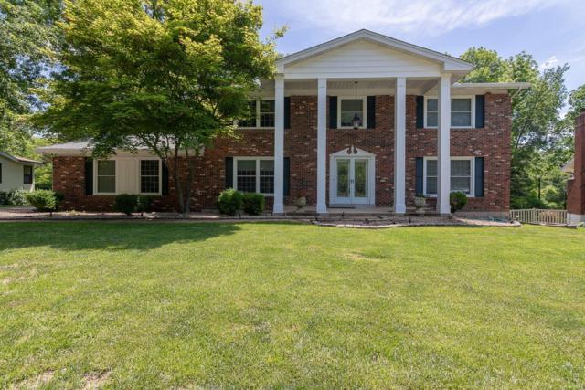 1516 Cotton Tree Drive, St Louis, MO 63146 (#18040336) :: Sue Martin Team