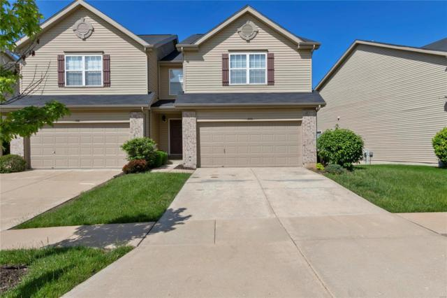 406 Briarcommons Drive, Lake St Louis, MO 63367 (#18040338) :: The Kathy Helbig Group