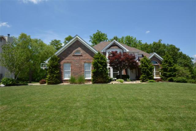 5749 Westchester Meadow Drive, Weldon Spring, MO 63304 (#18040342) :: PalmerHouse Properties LLC