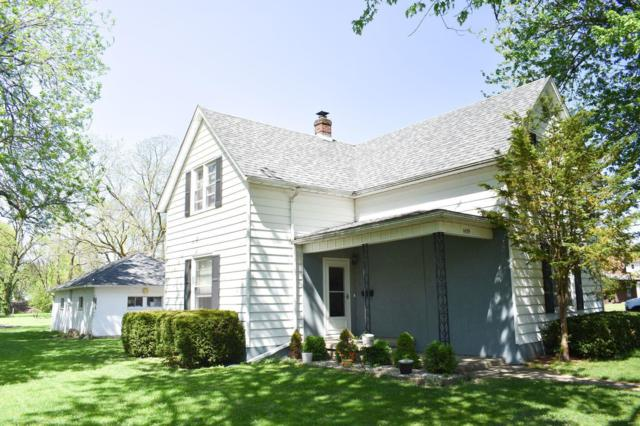 1039 W Henry Street, STAUNTON, IL 62088 (#18040472) :: Sue Martin Team