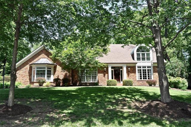 23 Deer Creek Woods, Ladue, MO 63124 (#18040533) :: RE/MAX Vision