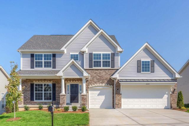 806 Ellis Park (Lot 163D) Place, Wentzville, MO 63385 (#18040583) :: Sue Martin Team