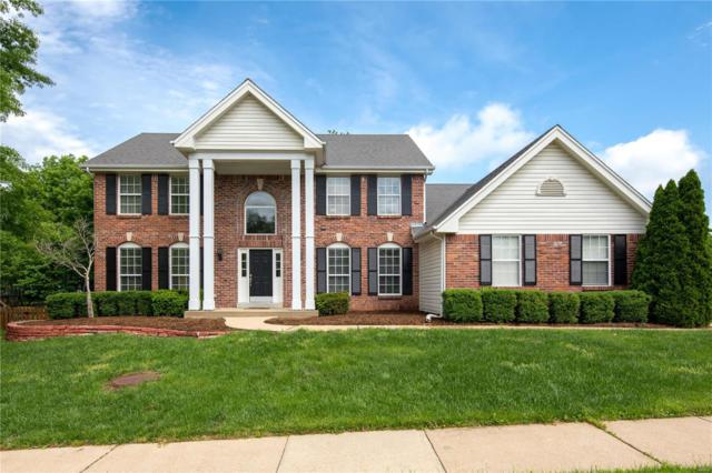 16401 Waterford Manor Court, Wildwood, MO 63040 (#18040694) :: Kelly Hager Group | Keller Williams Realty Chesterfield