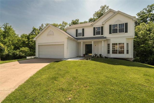 4158 Stafford Woods Court, Saint Charles, MO 63304 (#18040760) :: The Kathy Helbig Group
