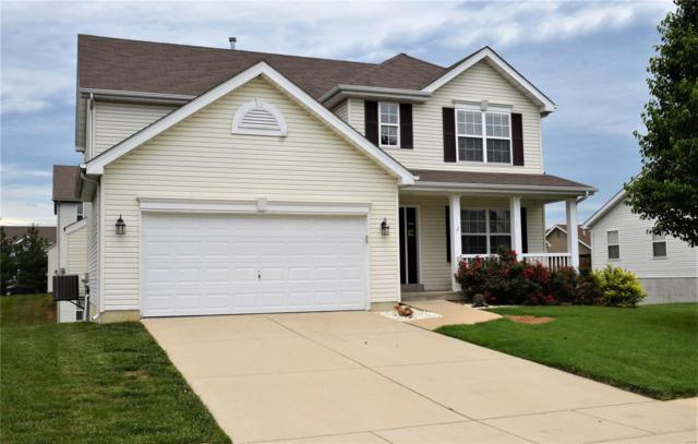 3633 Moorgate Ct., Swansea, IL 62226 (#18040810) :: Holden Realty Group - RE/MAX Preferred