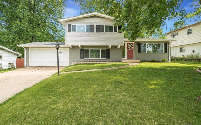 1314 Wyncrest, Ballwin, MO 63011 (#18040816) :: The Kathy Helbig Group