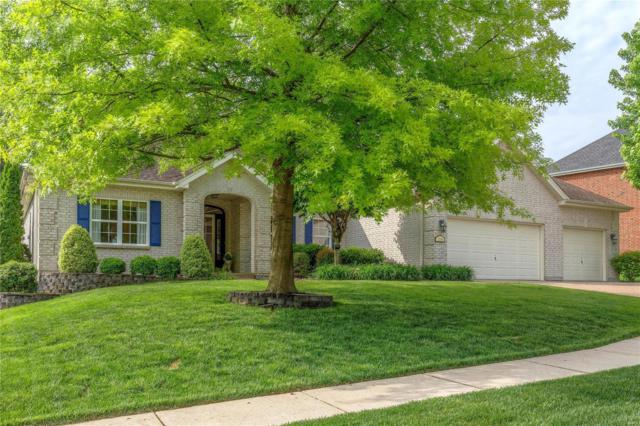 3216 Bear Tracks Drive, Wentzville, MO 63385 (#18040826) :: Kelly Hager Group | Keller Williams Realty Chesterfield