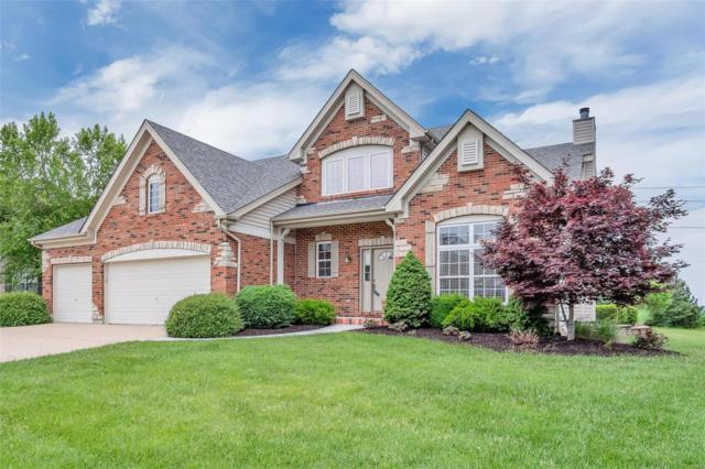 313 Yorktown Square Court, Saint Charles, MO 63303 (#18040881) :: The Kathy Helbig Group