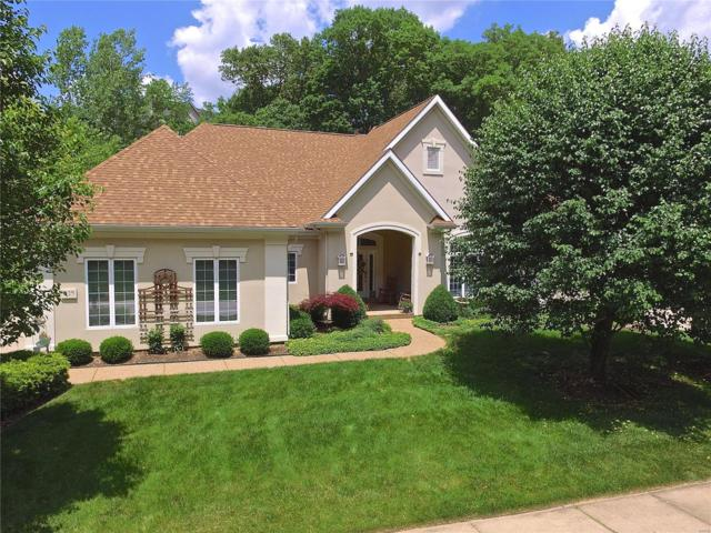 439 Chukker Valley, Ellisville, MO 63021 (#18040903) :: The Becky O'Neill Power Home Selling Team
