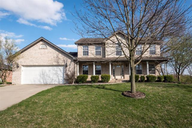 102 Foxbrush Drive, Belleville, IL 62221 (#18040914) :: Fusion Realty, LLC