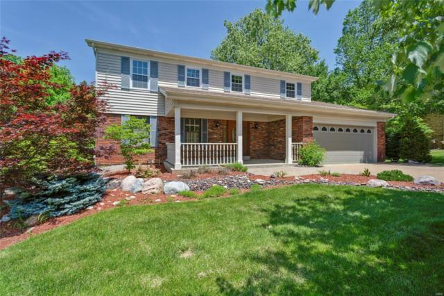 13049 Winding Trail Lane, St Louis, MO 63131 (#18040919) :: Kelly Hager Group   Keller Williams Realty Chesterfield