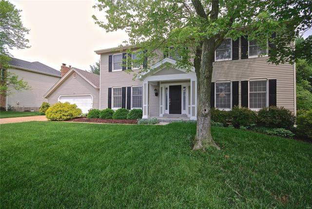 2122 Woodlet Park Drive, Chesterfield, MO 63017 (#18041005) :: RE/MAX Vision