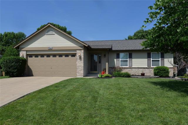 1664 Mount Mckinley Drive, Dardenne Prairie, MO 63368 (#18041017) :: PalmerHouse Properties LLC