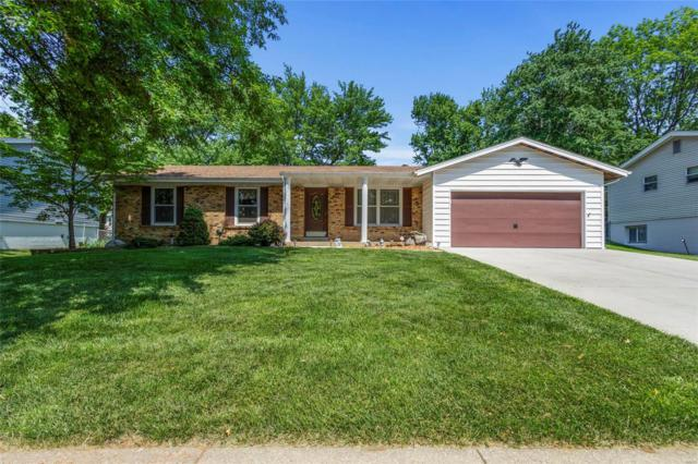 2828 Olde Gloucester Drive, Saint Charles, MO 63301 (#18041116) :: PalmerHouse Properties LLC