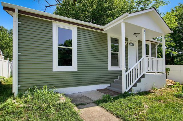 3855 Bates Street, St Louis, MO 63116 (#18041186) :: Sue Martin Team