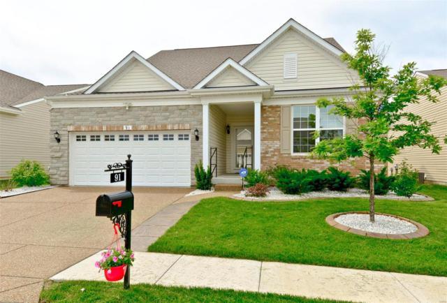 91 Song Sparrow, Lake St Louis, MO 63367 (#18041205) :: PalmerHouse Properties LLC