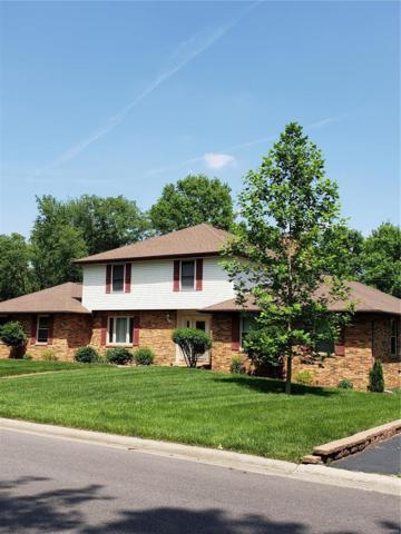 116 Bittersweet Lane, Belleville, IL 62221 (#18041214) :: Fusion Realty, LLC
