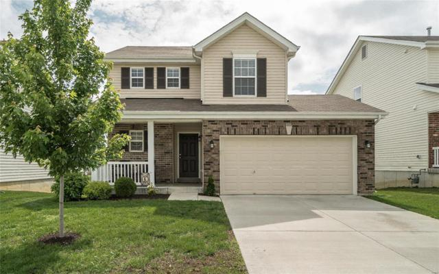 808 Cadbury, Wentzville, MO 63385 (#18041244) :: Kelly Hager Group | Keller Williams Realty Chesterfield