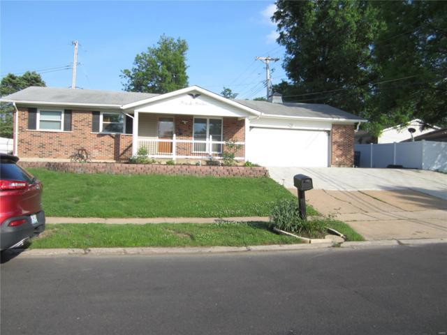 4600 Crestline, St Louis, MO 63129 (#18041249) :: Team Cort