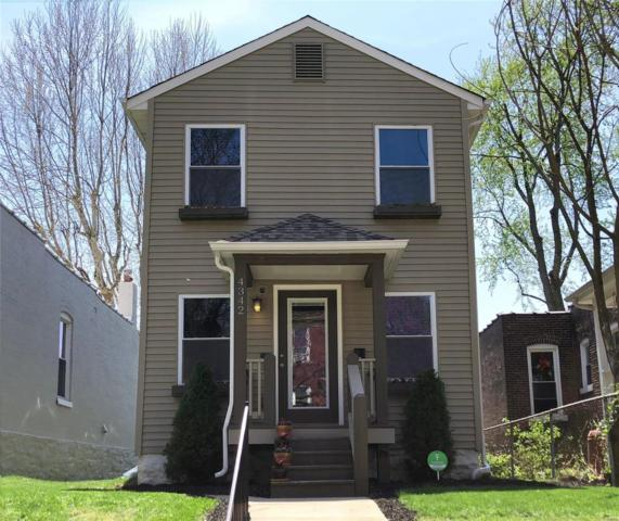 4342 Connecticut Street, St Louis, MO 63116 (#18041258) :: RE/MAX Vision