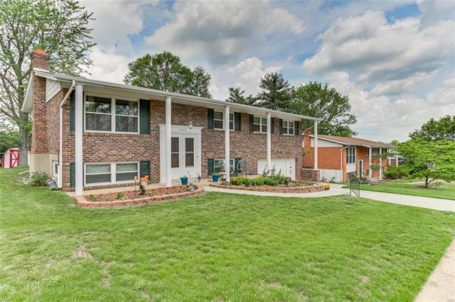 4575 Tauneybrook, St Louis, MO 63128 (#18041382) :: PalmerHouse Properties LLC