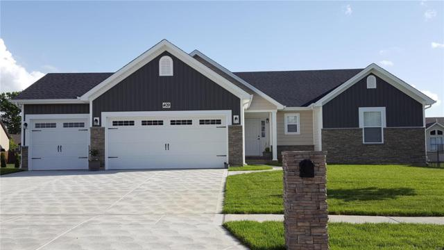 0 Lot 667 Stone Ridge Canyon, Wentzville, MO 63385 (#18041447) :: PalmerHouse Properties LLC