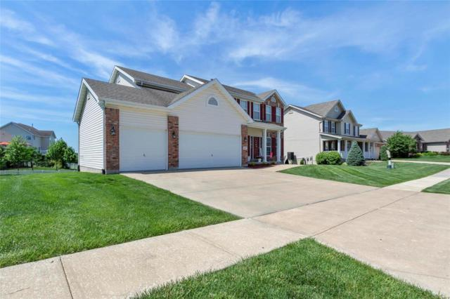 537 Sunshine Brook Drive, O'Fallon, MO 63366 (#18041461) :: Kelly Hager Group | Keller Williams Realty Chesterfield