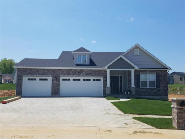 0 Lot 687 Stone Ridge Canyon, Wentzville, MO 63385 (#18041497) :: PalmerHouse Properties LLC