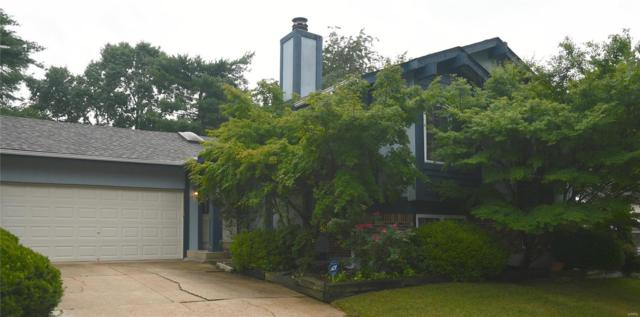 1020 Hollyleaf Court, Ballwin, MO 63021 (#18041517) :: The Becky O'Neill Power Home Selling Team
