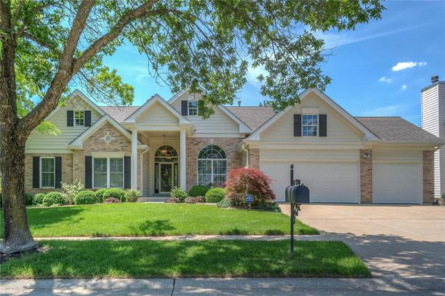 1281 Bluffview Ridge Drive, Chesterfield, MO 63005 (#18041551) :: PalmerHouse Properties LLC