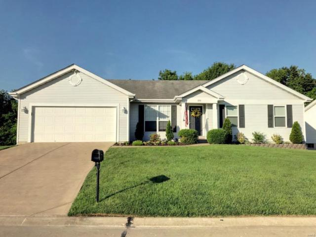 232 Royalltrail Lane, O'Fallon, MO 63368 (#18041556) :: Kelly Hager Group | Keller Williams Realty Chesterfield
