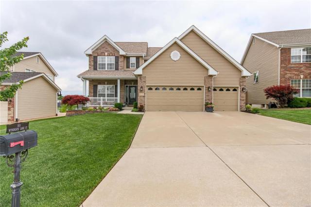 513 Wyndgate Lake Court, Lake St Louis, MO 63367 (#18041559) :: PalmerHouse Properties LLC