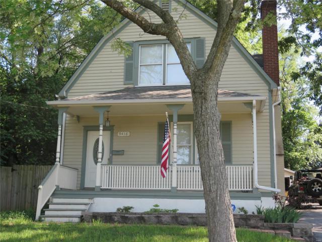 9416 Tennyson Avenue, Overland, MO 63114 (#18041592) :: Team Cort