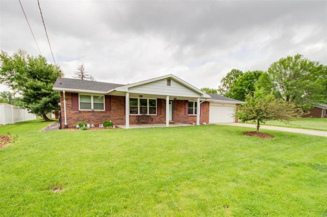 111 Park Drive, Brighton, IL 62011 (#18041602) :: St. Louis Finest Homes Realty Group