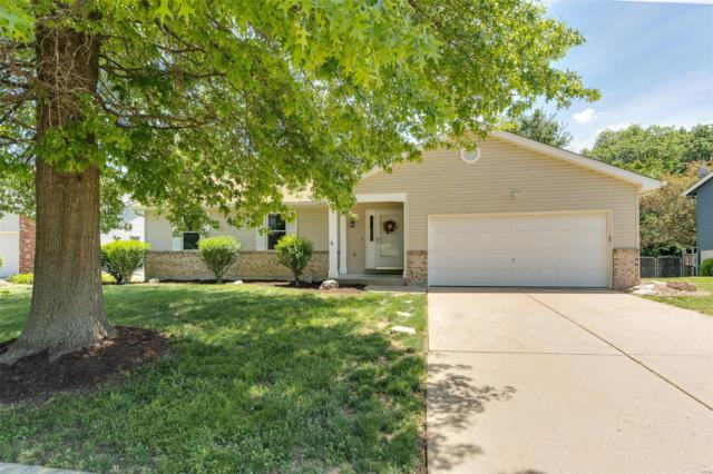 912 Hunter Chaise, Wentzville, MO 63385 (#18041697) :: PalmerHouse Properties LLC