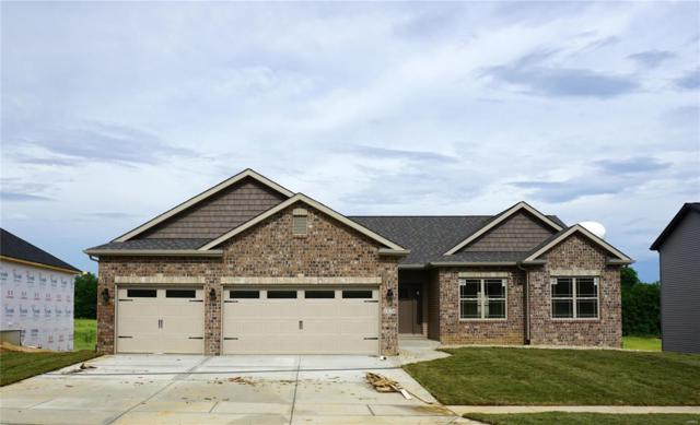 1820 Crimson Oak Drive, Maryville, IL 62062 (#18041887) :: Clarity Street Realty