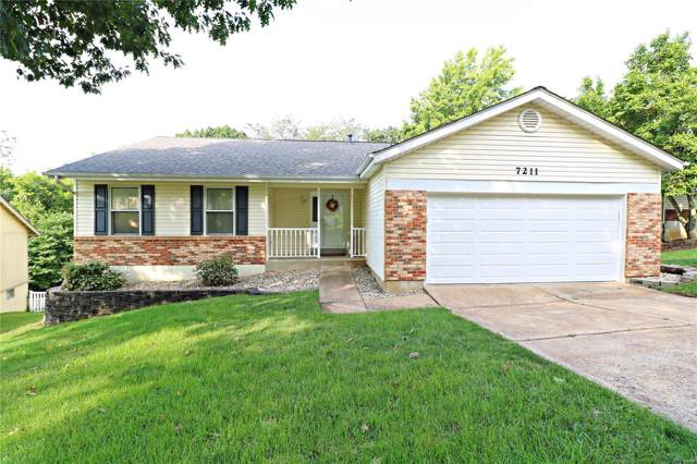 7211 Emerald Forest Drive, St Louis, MO 63129 (#18041894) :: Holden Realty Group - RE/MAX Preferred