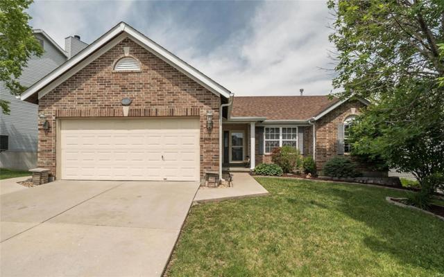 1203 Briarchase Drive, Lake St Louis, MO 63367 (#18041928) :: PalmerHouse Properties LLC