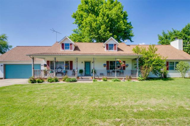 620 W Pine Street, CARLINVILLE, IL 62626 (#18041935) :: Fusion Realty, LLC